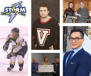 Grande Prairie Storm – Stay In School Scholarship