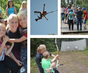 Creating Memories at Camp Tamarack
