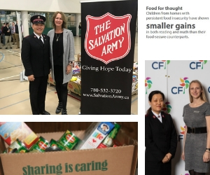 The Salvation Army of Grande Prairie could use your help!