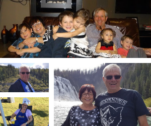 McLevin Family Fund and Cardon Homes Fund