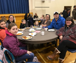 E.E. Oliver Elementary Breakfast Program